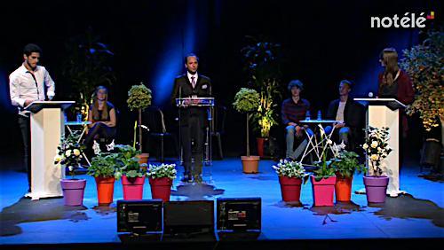 Tournoi d'éloquence, la grande finale 2015