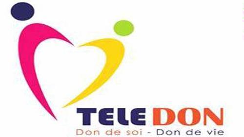 Jean-Luc Fonck et Lou Deprijck au Télédon
