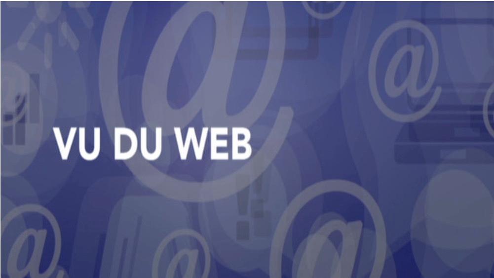 Vu du Web - 18/11/16