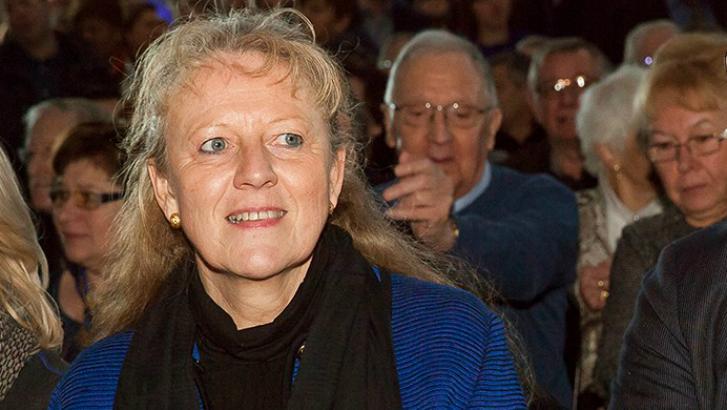 L'échevine Chantal Bertouille est en colère !
