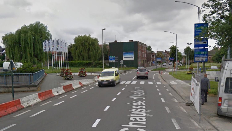 Un couple renversé par une voiture… sur un passage piéton