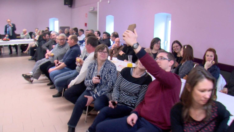 La commune s'offre un Mannequin Challenge pour les voeux
