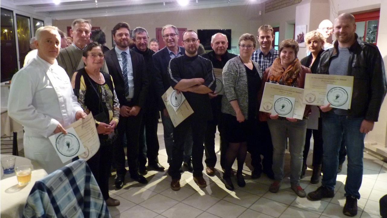 Verdict du jury des fins gourmets du Parc Naturel des Plaines de l'Escaut