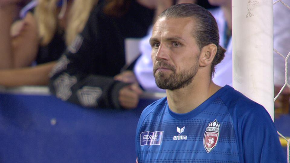 L'Excel Mouscron battu par Anderlecht 1-2