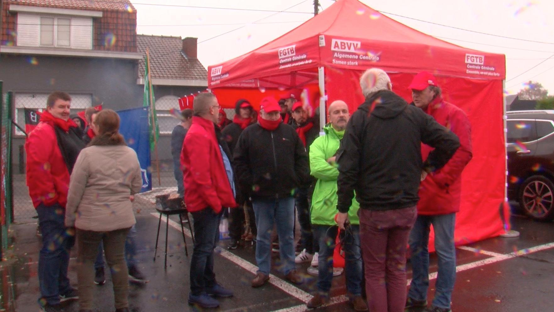 Grève chez Mc Bride: les syndicats réclament une hausse salariale