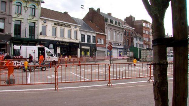 La Grand'Place de Mouscron sera fermée dès ce jeudi et jusque lundi