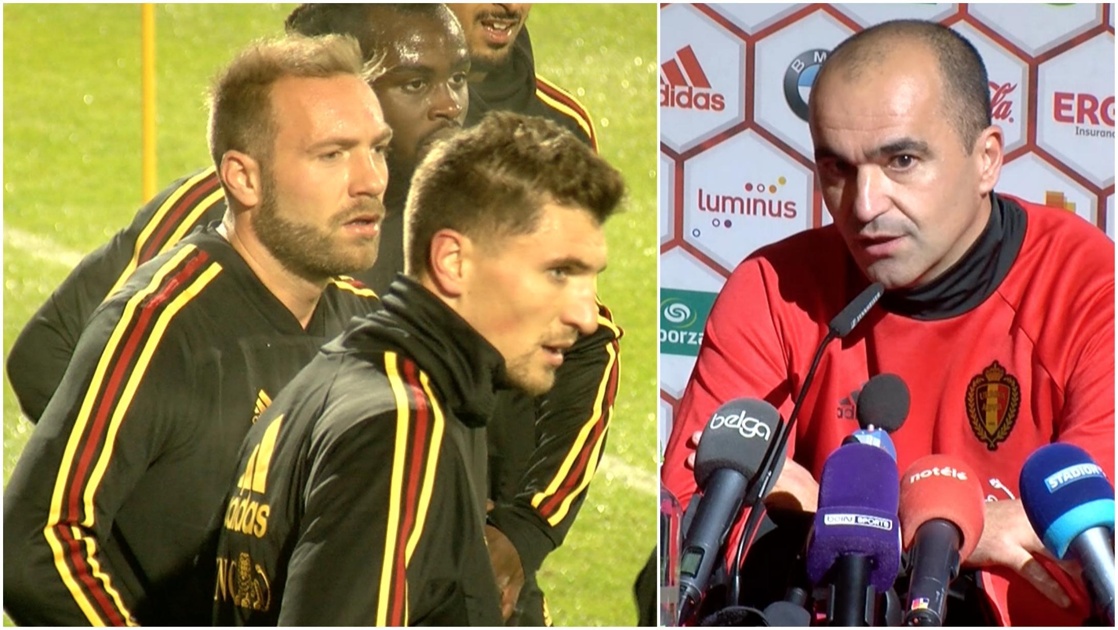 """Martinez : """"Avec la blessure de Benteke, il y a une opportunité pour Laurent"""""""