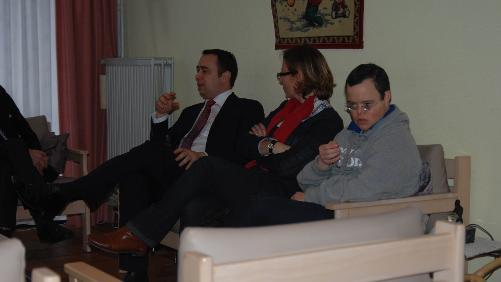 Un million d'euros pour le Foyer Tibériade