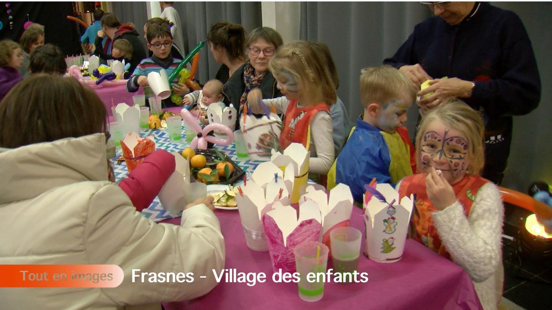 Le village des enfants de Frasnes
