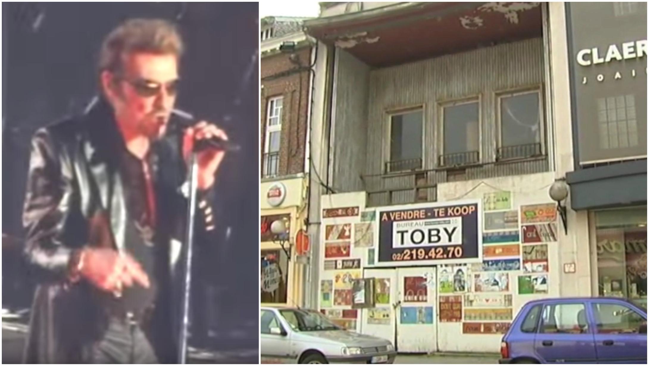 Johnny Hallyday a donné un concert en 1963… à Mouscron