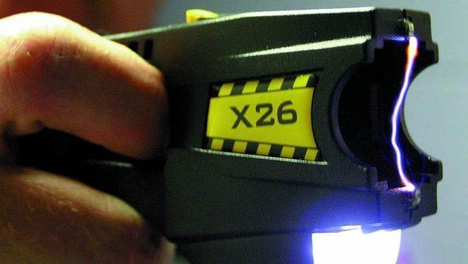 La police de Beloeil/Leuze va tester l'utilisation du taser