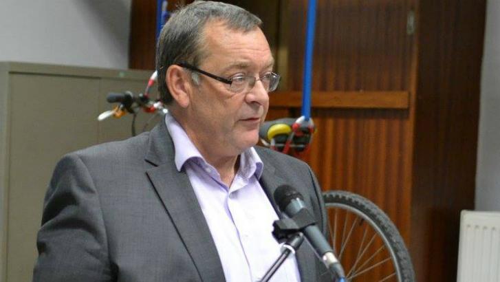 Armand Boite nouveau chef de groupe MR à la province