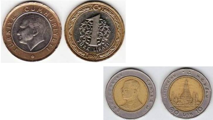 Attention aux pièces de 2€ dans la région de Tournai