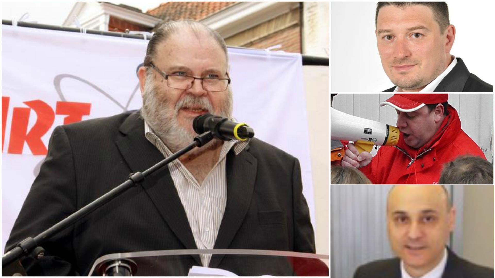 FGTB : voici les candidats à la succession de Jean Peeters