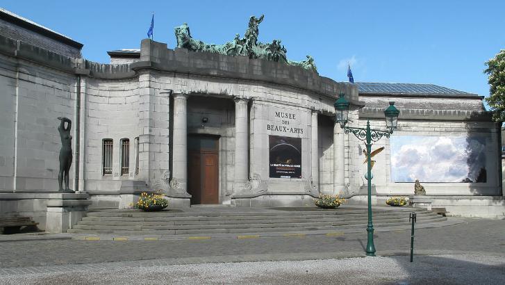 Un accord-cadre de 8 millions pour le Musée des Beaux-Arts de Tournai
