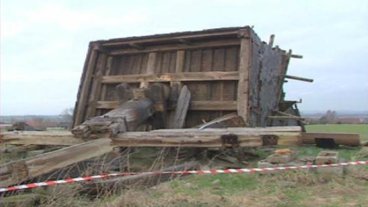 Un permis demandé pour la reconstruction du Moulin de Thimougies