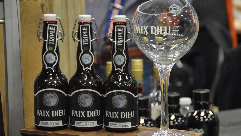 Challenge Tournai Beer Festival : la Paix Dieu récompensée