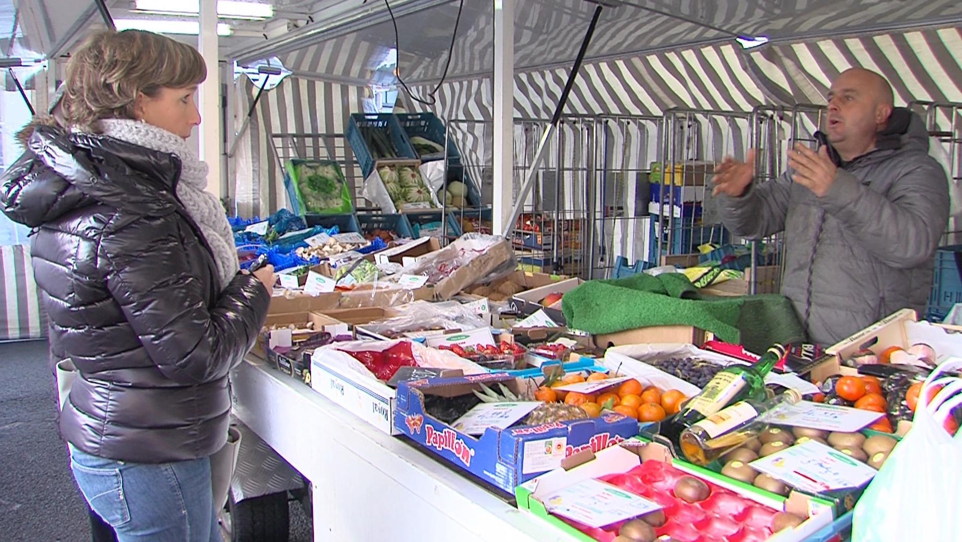 Devenu trop dangereux, le marché de Beloeil déménage vers la liaison paysagère