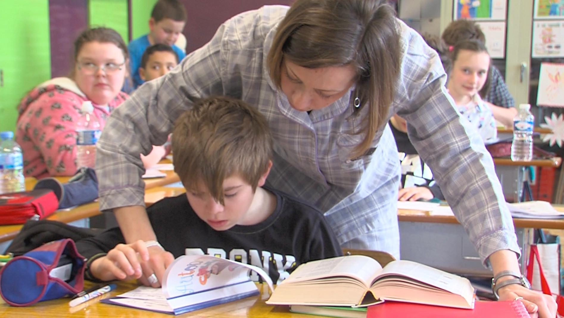 Enseignants et élèves... tous en pyjama à l'école