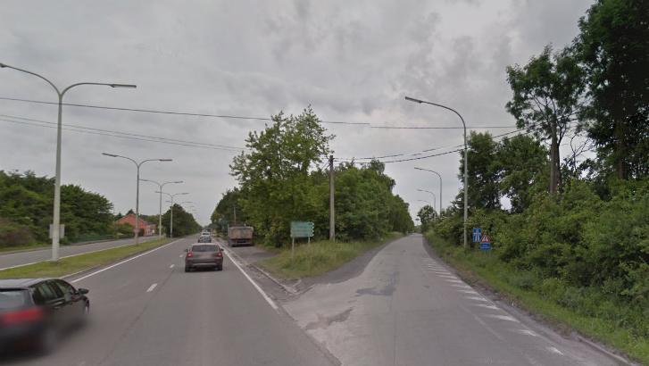 La bretelle de la chaussée de Bruxelles vers l'E42 bientôt rouverte