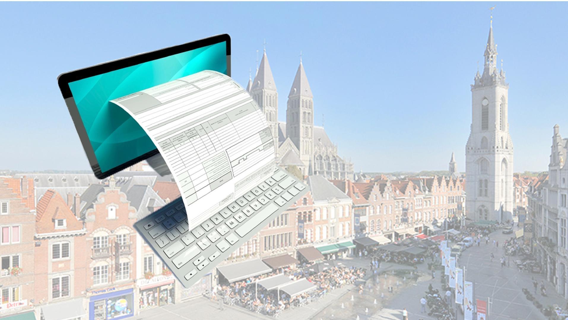 Le eGuichet de la ville de Tournai fait peau neuve