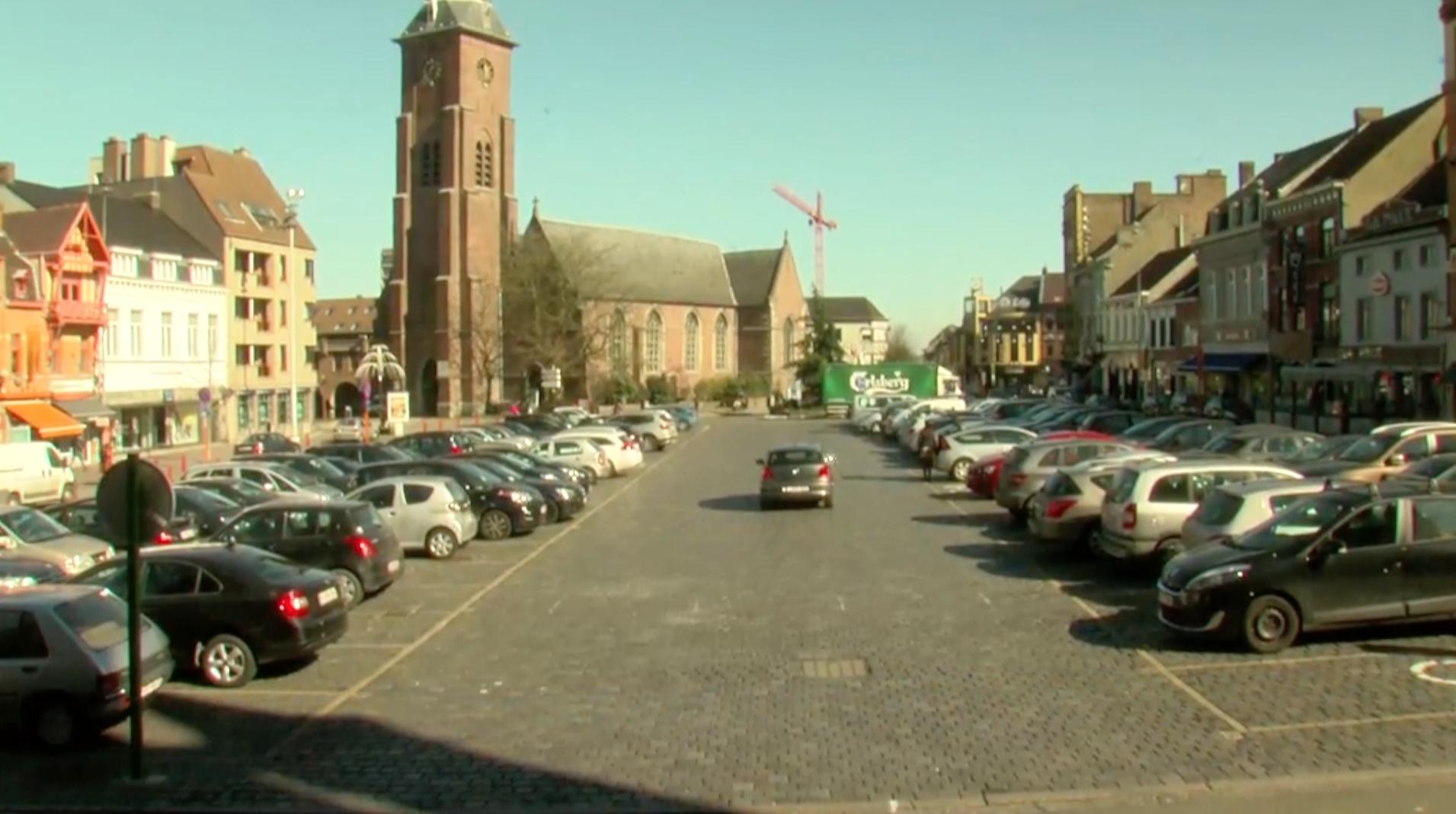 Foire du printemps à Mouscron : les marchés déplacés à la place Picarde