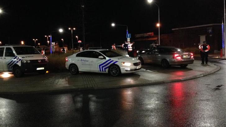 Police : une opération frontalière d'envergure