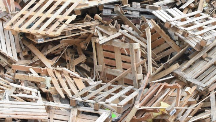 Changement pour les dépôts de bois dans les recyparcs Ipalle