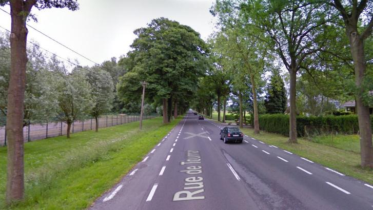 Un octogénaire trouve la mort dans un accident rue de Tournai