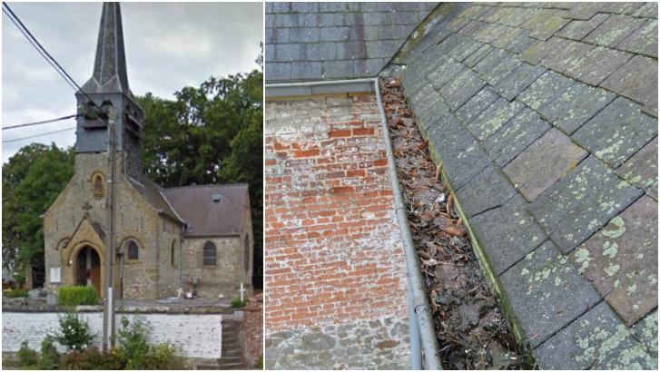 Une restauration pour l'église de Rameignies ?
