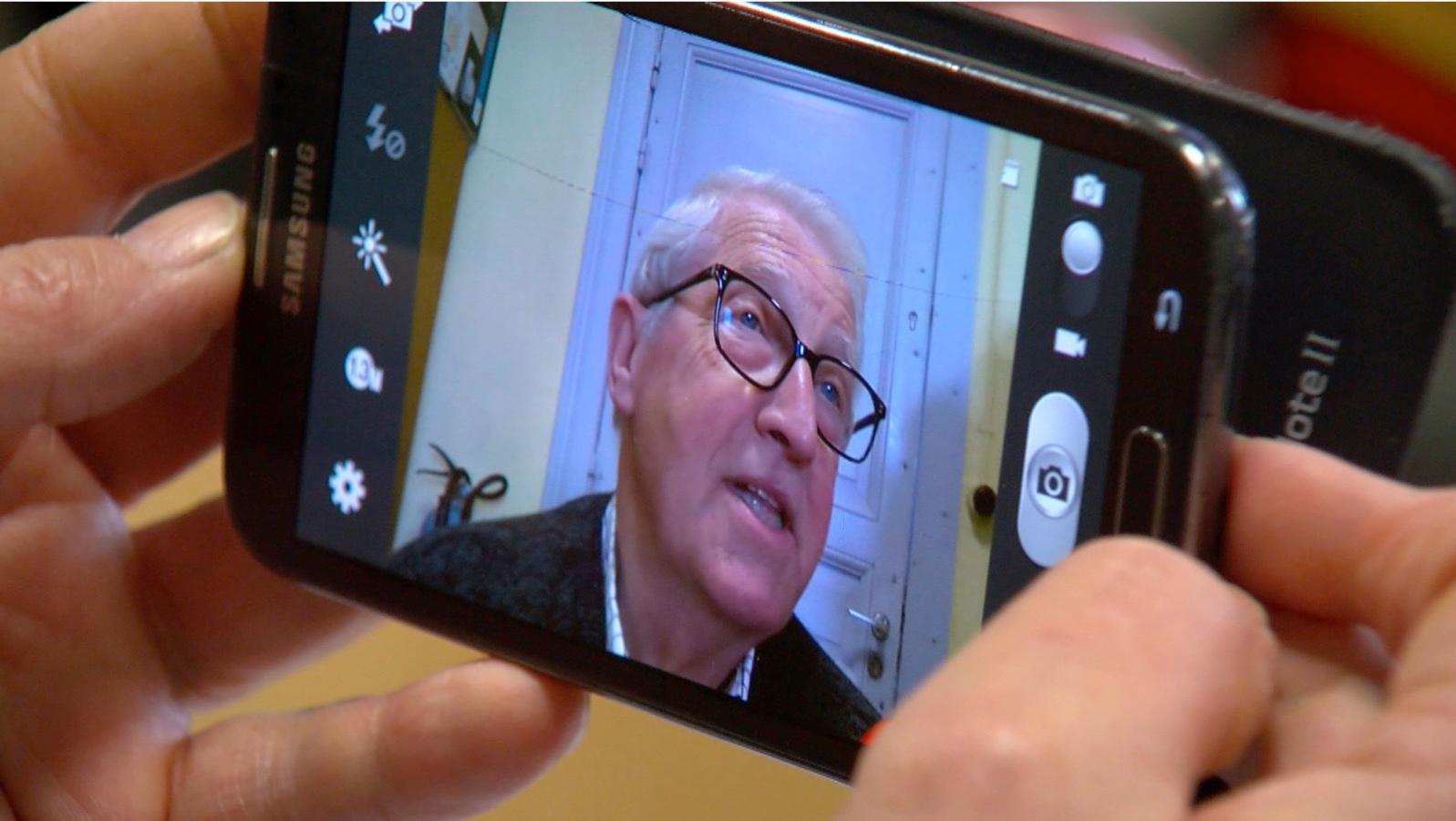 Les seniors de Mouscron deviennent les pros du selfie