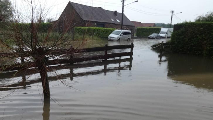 Les inondations de mai 2016 reconnues mais pas celles de juin