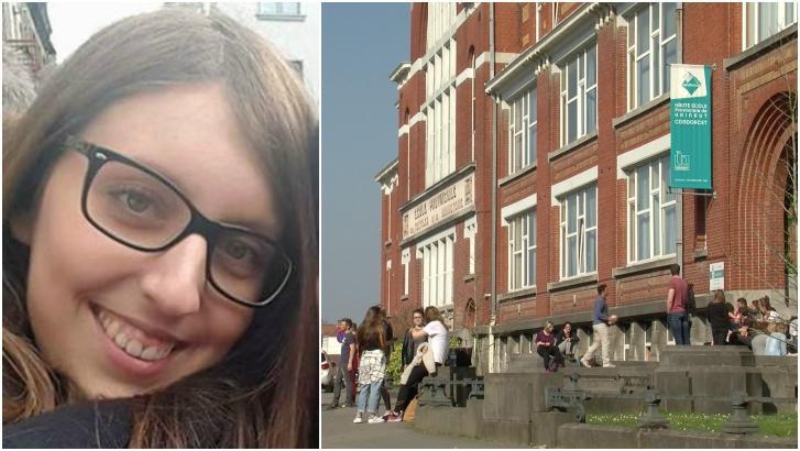 L'école Condorcet a rendu hommage à Laeticia Bauwens
