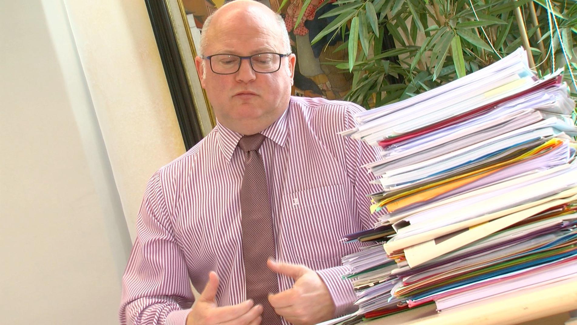 Nethys assigne en justice Jean-Luc Crucke