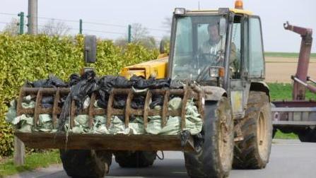 Ipalle organise une collecte gratuite de plastiques agricoles