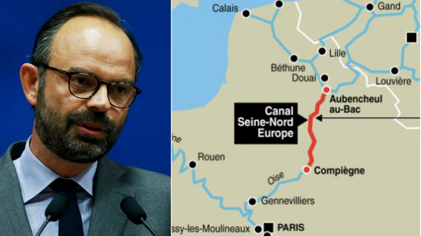 Le projet de canal Seine-Nord en danger ?