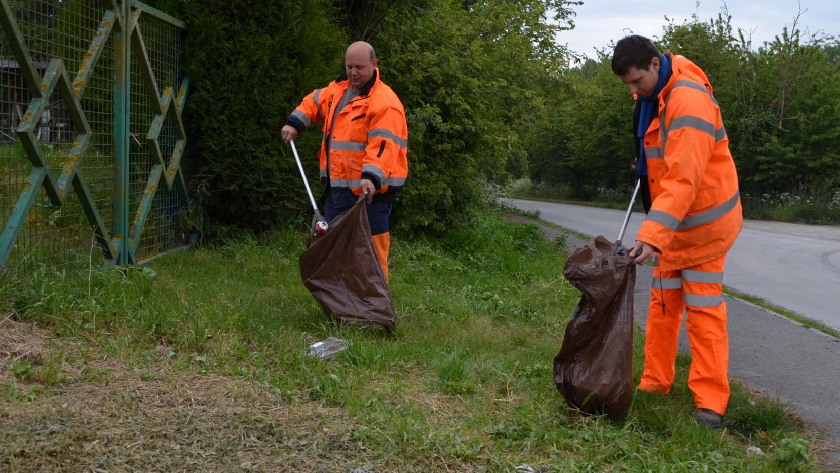 La commune de Frasnes part à la chasse aux déchets et aux dépôts sauvages
