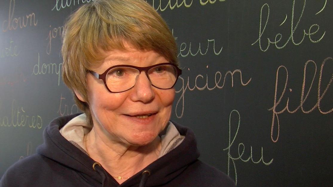 Françoise Lison décroche le prix de poésie de la Fédération Wallonie-Bruxelles