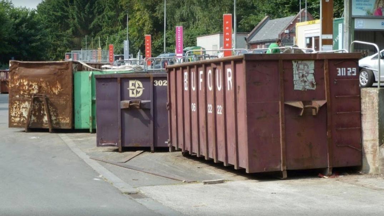 Le recyparc de Mouscron 3 sera fermé ce lundi 22 mai