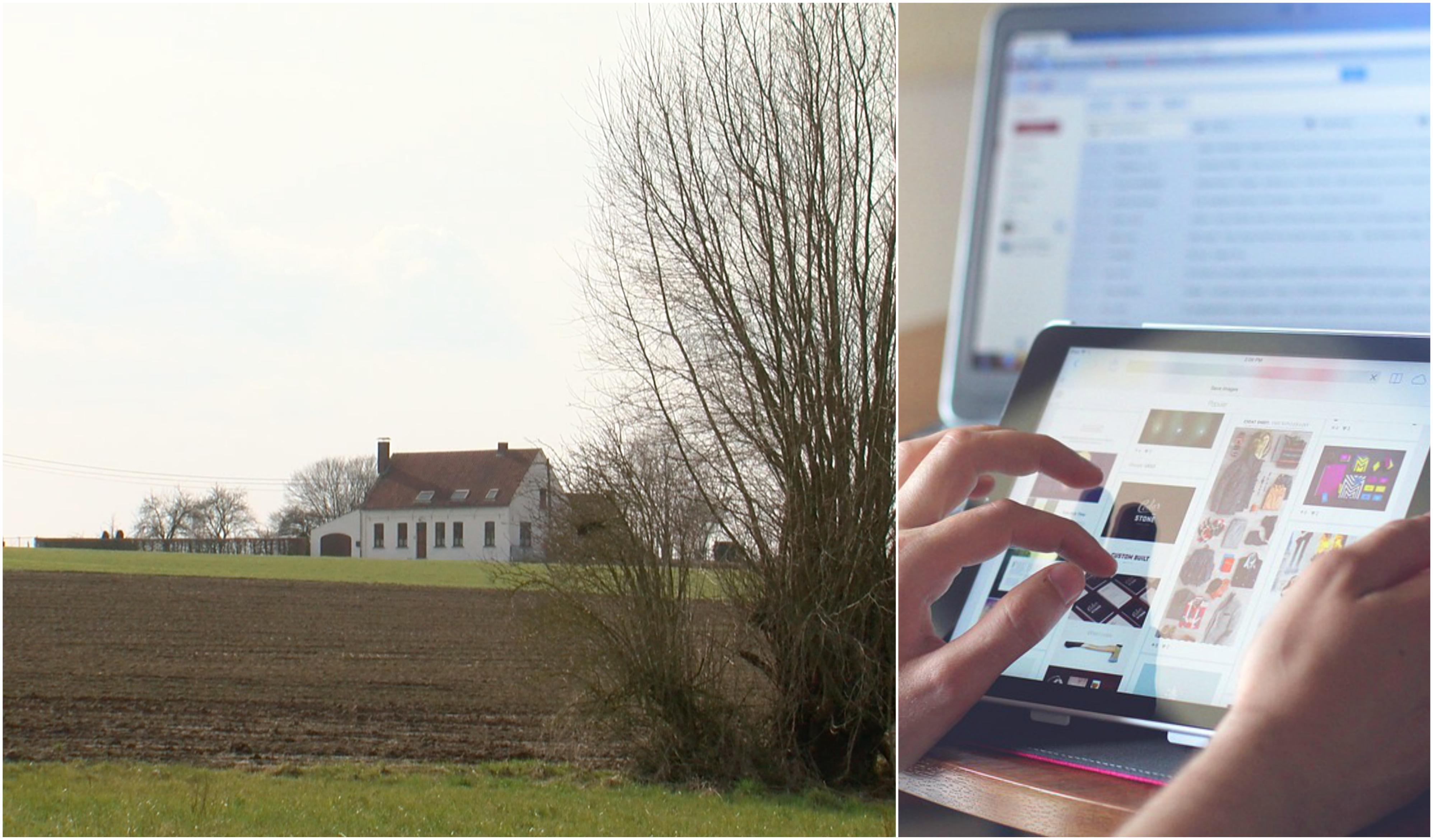 Internet en haut débit dans les villages reculés ? C'est pour bientôt !