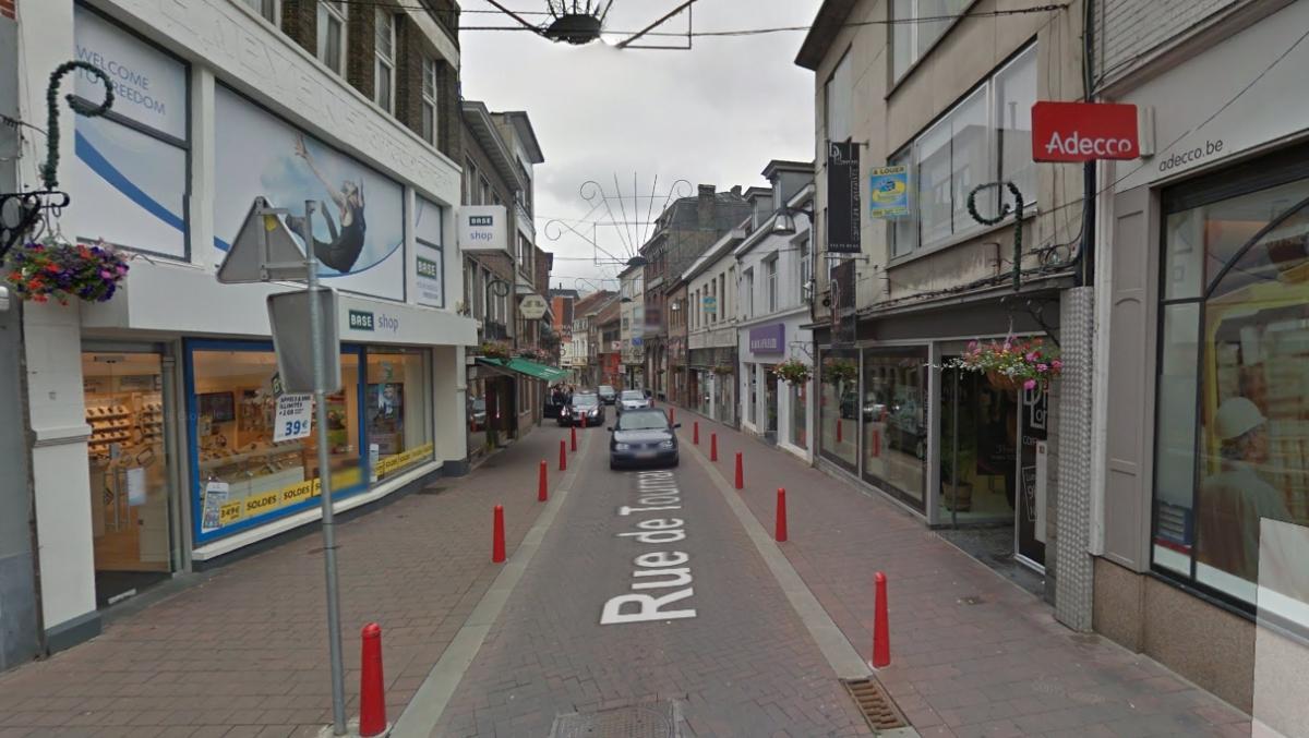 La rue de Tournai fermée les 22 et 29 mai