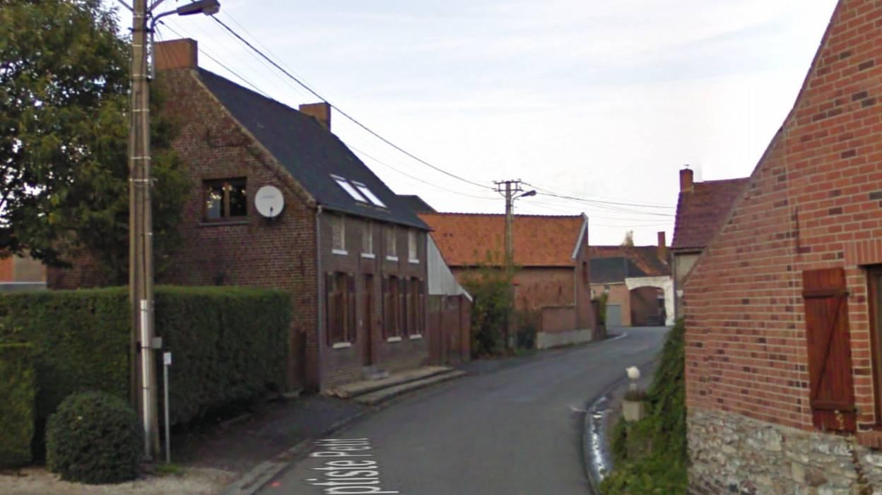 Le corps partiellement calciné d'une femme à Brunehaut aurait été identifié