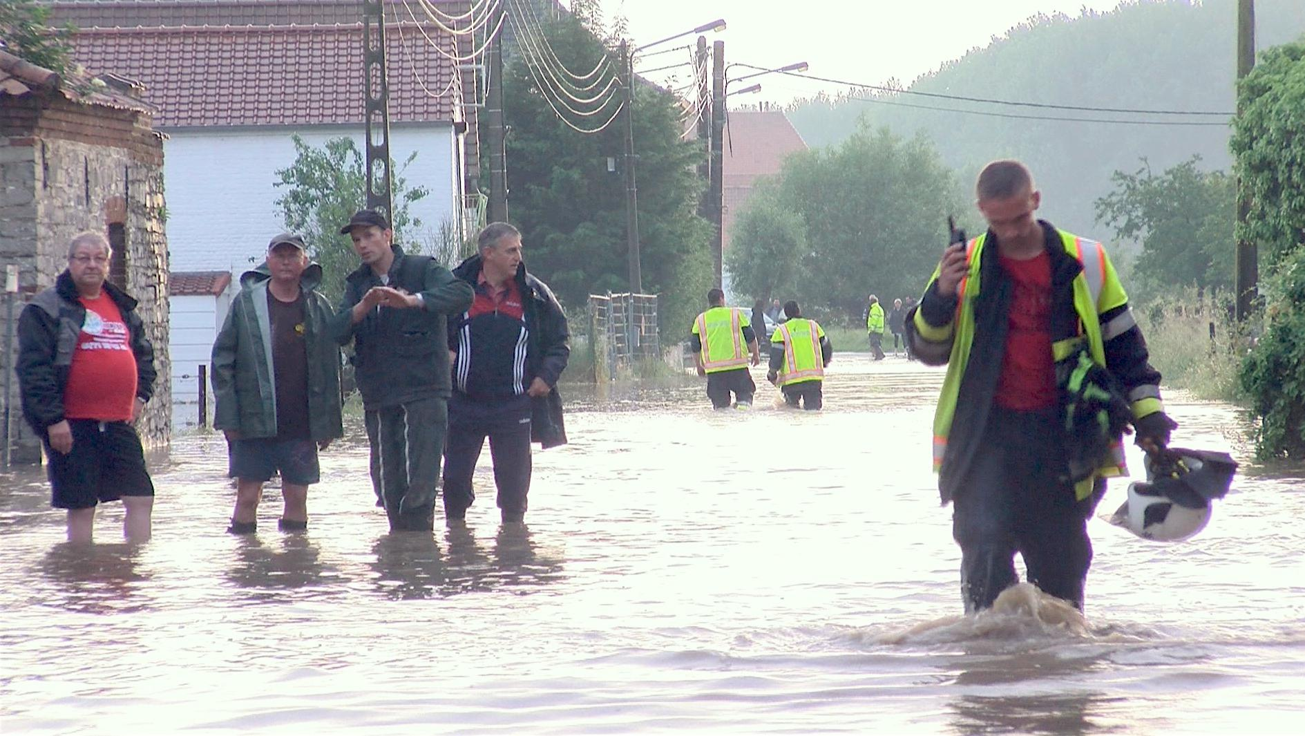 Le Gouvernement wallon étend la reconnaissance des calamités publiques