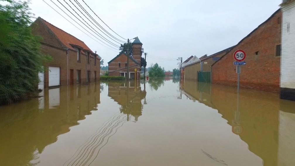 Bassins d'orage à Willemeau et Taintignies: les travaux débuteront le 15 mai