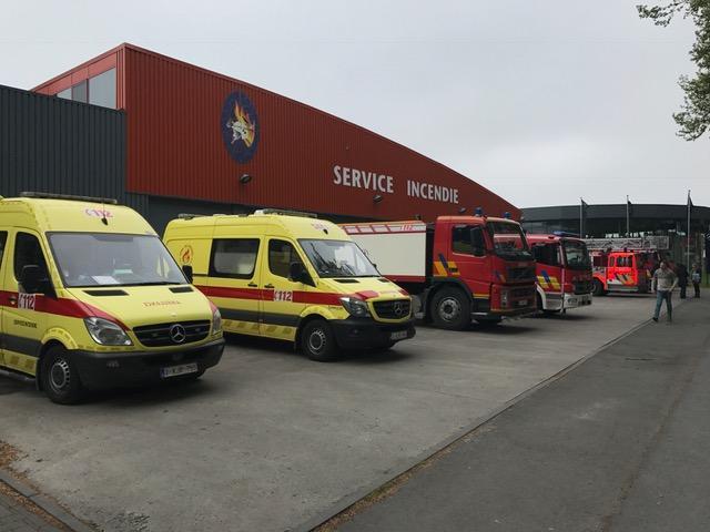 Les pompiers au service du Télédon