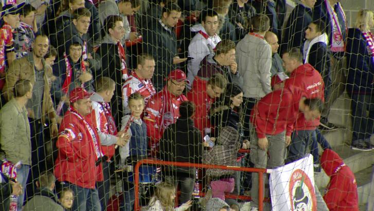 Ostende-Mouscron en ouverture du championnat 2017-2018