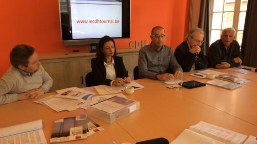 """Revitalisation commerciale : """"70.000 euros pour quoi faire?"""", se demande le cdH"""