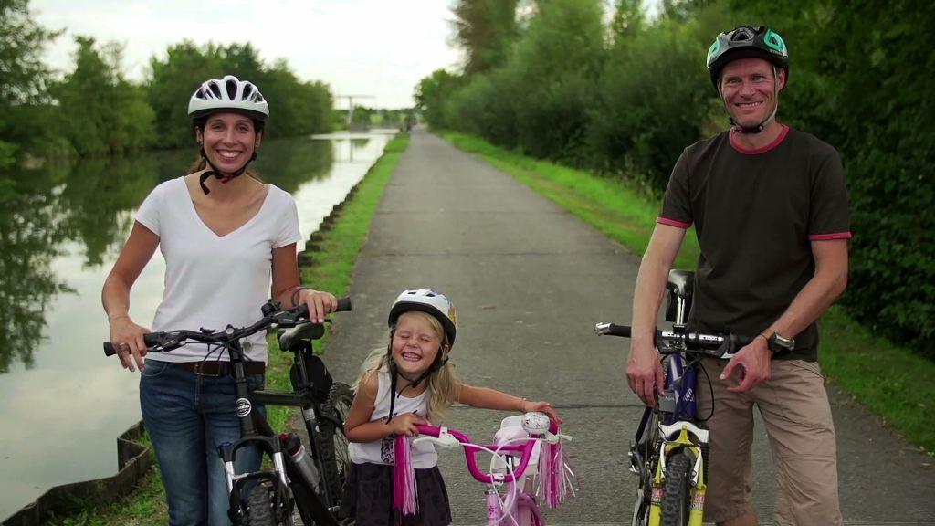 Vivez la Wallonie picarde à vélo !