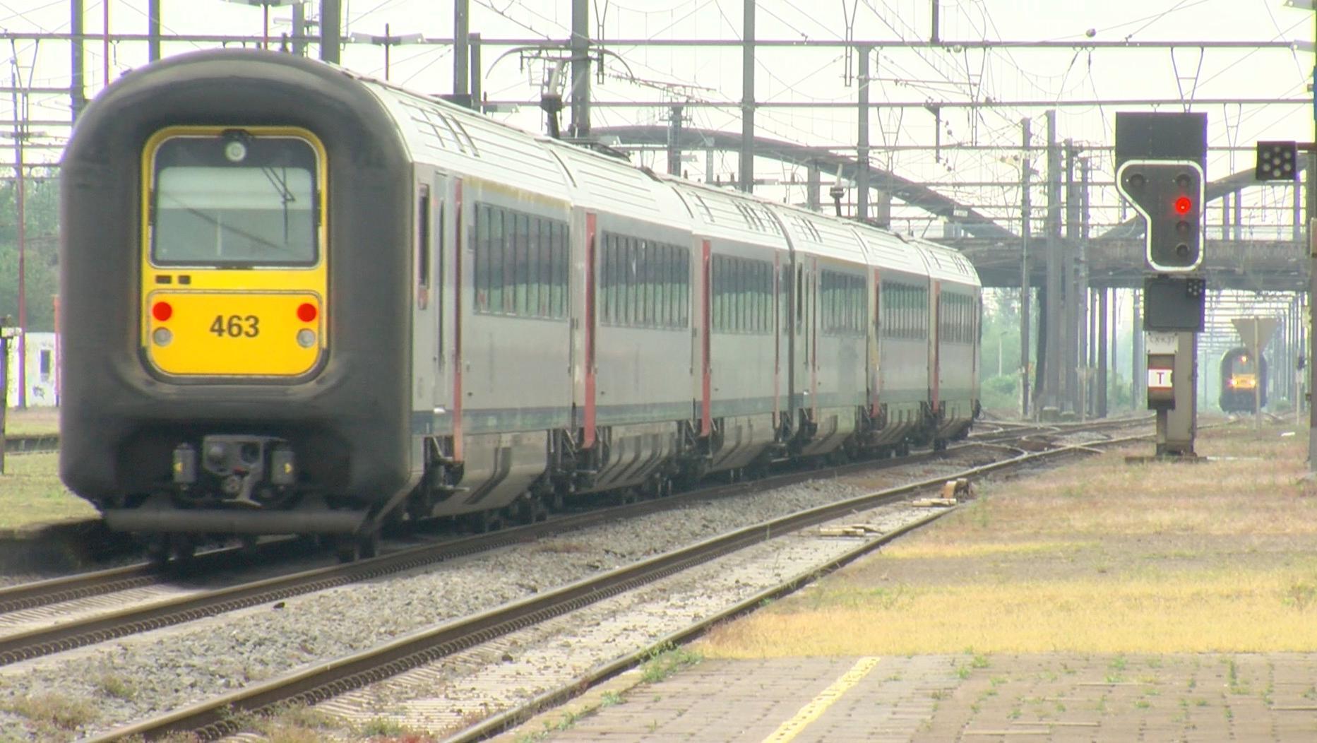 La circulation des trains interrompue entre Tournai et Leuze