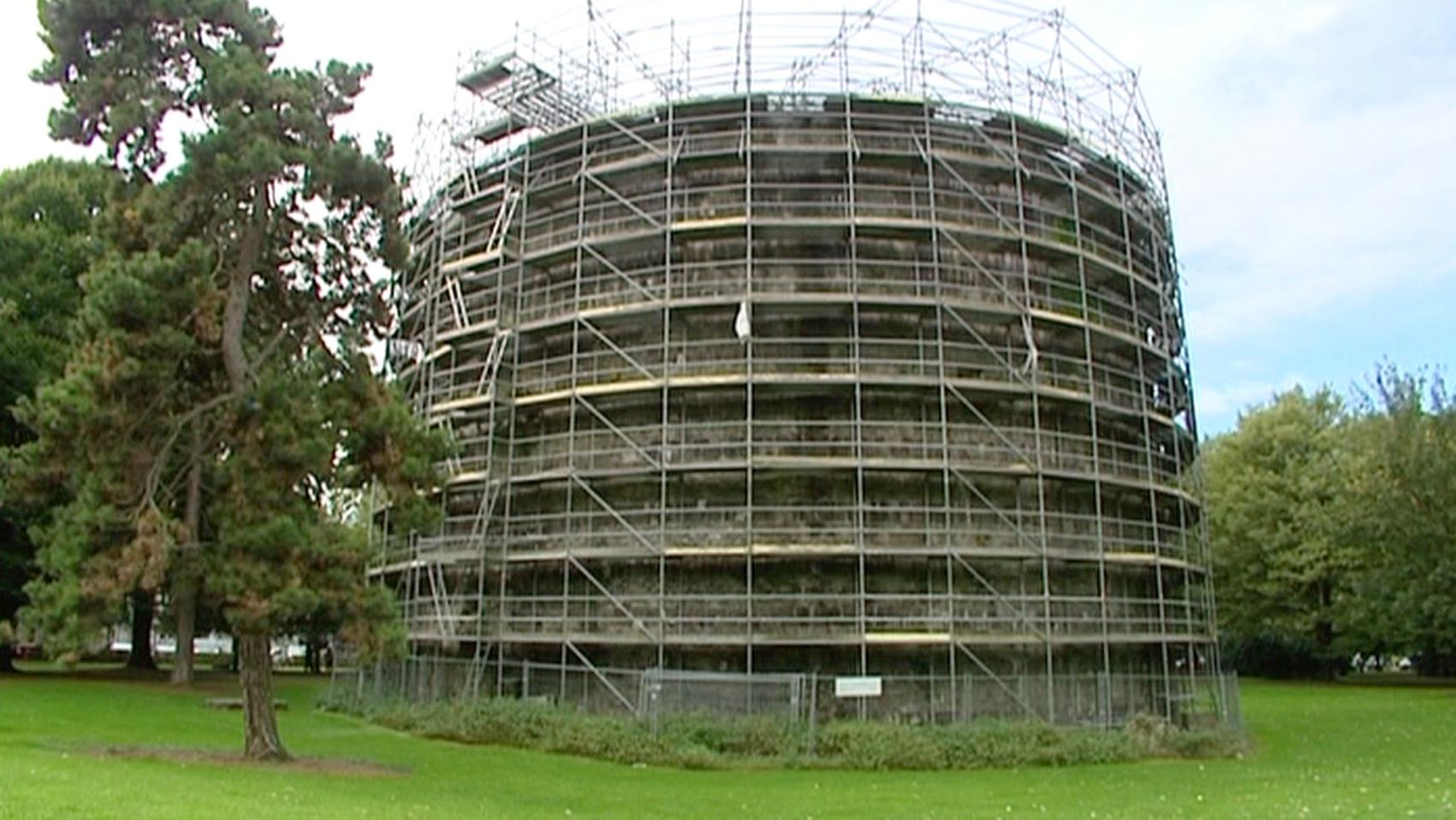 La ville de Tournai rachète la Tour Henri VIII